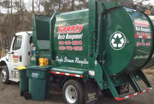 U S  Attorney's Office accuses Harrison waste hauler of